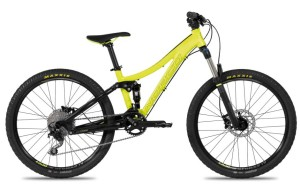kids downhill rental bike