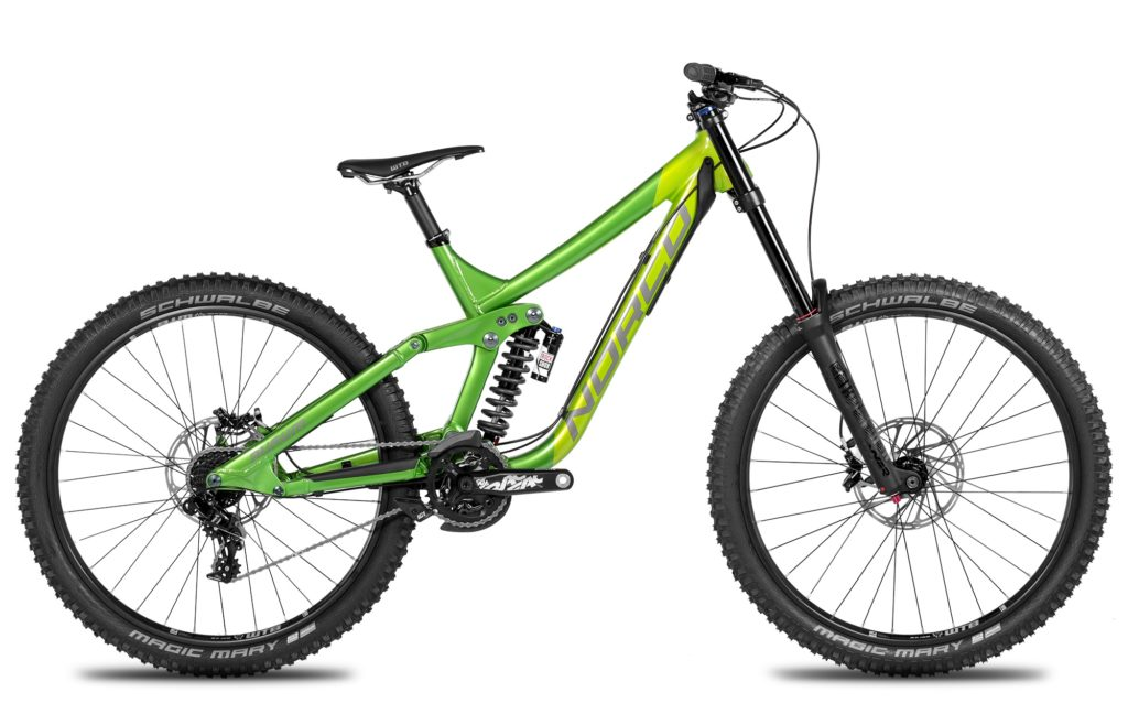 Norco aurum a7 rental bike